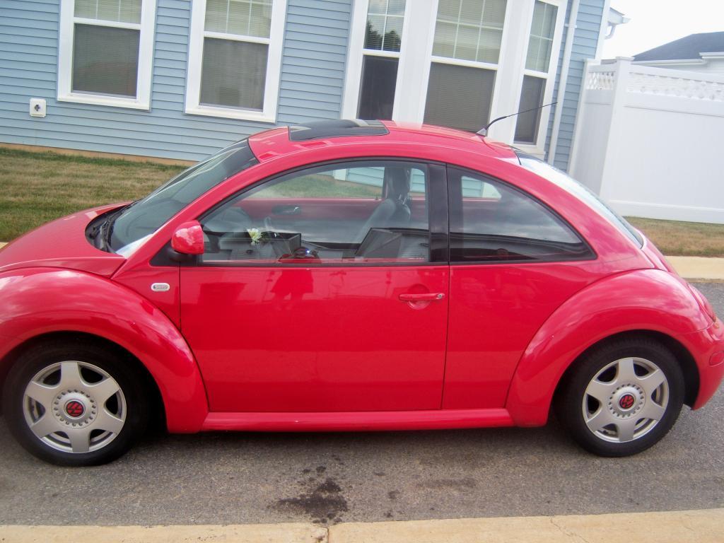 Britni's 2000 Turbo Beetle Bug