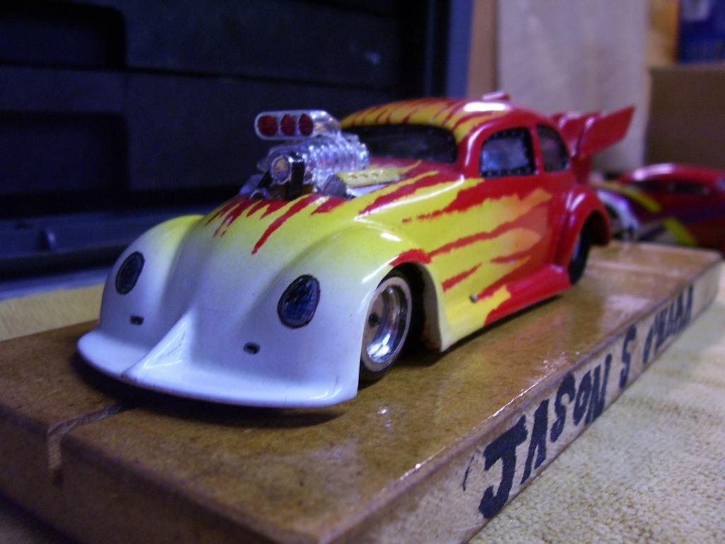 Racing Parts: Slot Car Drag Racing Parts