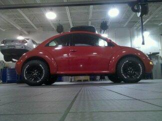 volk wagon: Volkswagen Beetle Offroad