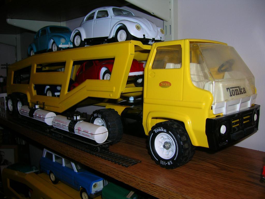 Cars Trucks Toys