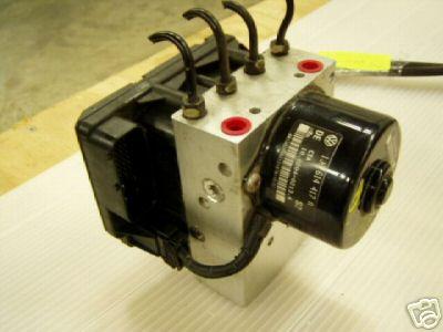 VWVortex com - FS: ABS CONTROL MODULE & ABS HYDRAULIC PUMP