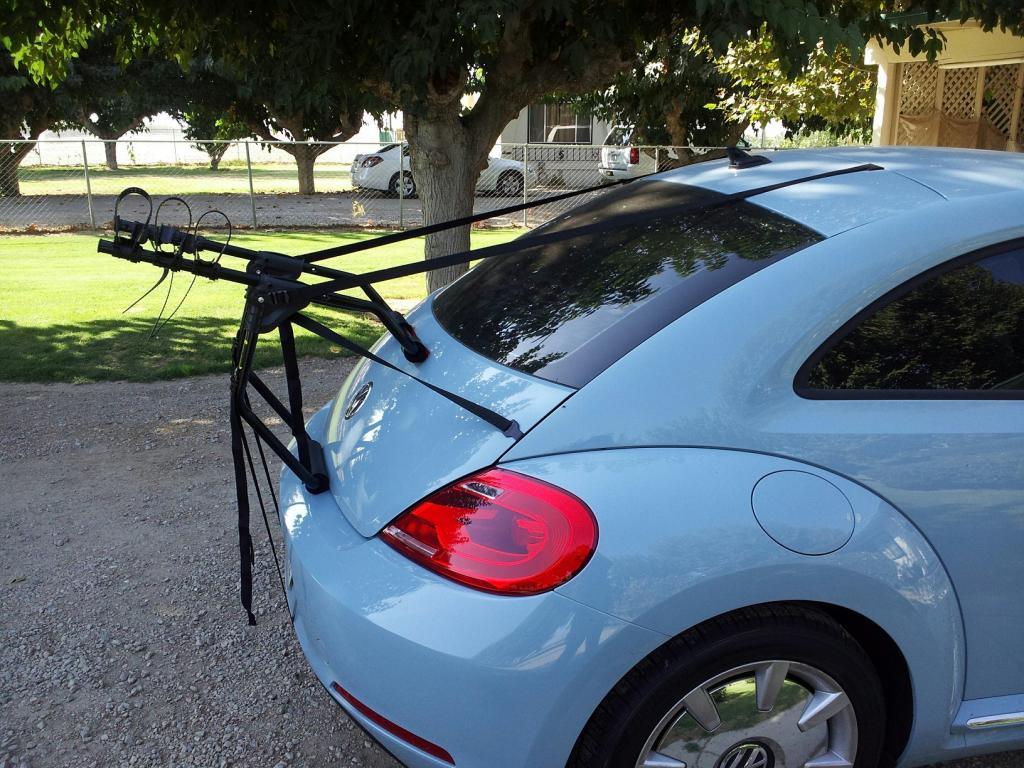 dsc vw tailgate volkswagen genuine new transporter caravelle rack product image poplayer bike california