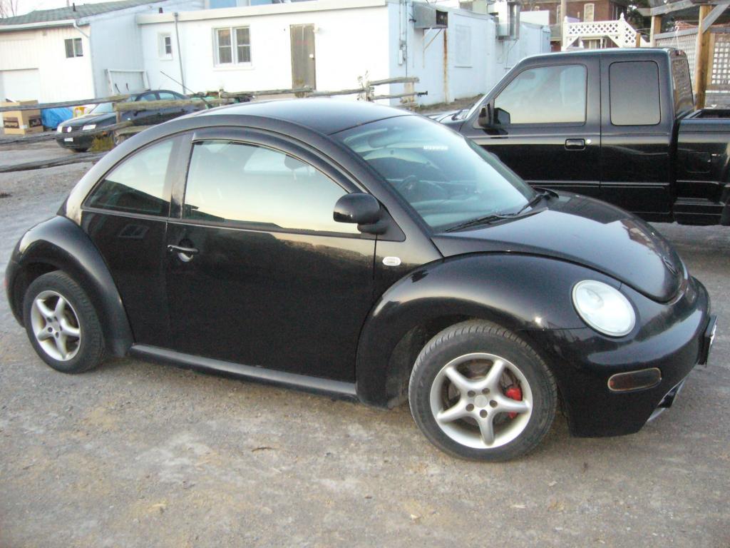 Zeke My 99 Beetle TDI
