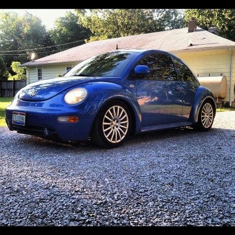 My 99 Beetle