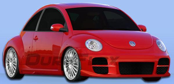 vw beetle gt front bumper duraflex kit jdm newbeetleorg forums