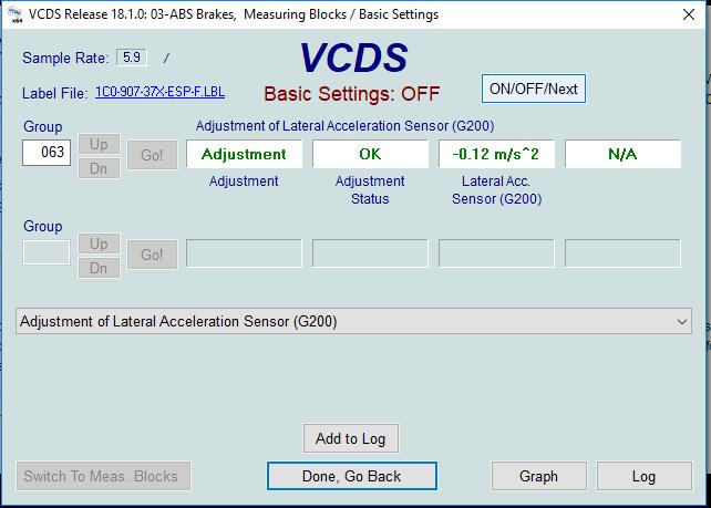 Yaw Rate Sensor (G202) ABS - NewBeetle org Forums