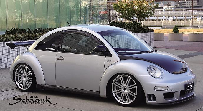 Volkswagen Downtown Toronto >> Custom Front Bumper - NewBeetle.org Forums
