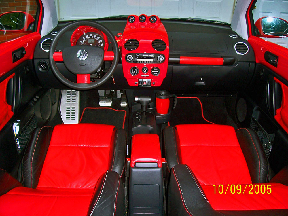 Post Your Interior Mods Page 2 Newbeetle Org Forums
