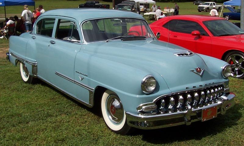 1953 DeSoto Firedome 4 Door Sedan Hemi V-8 For Sale