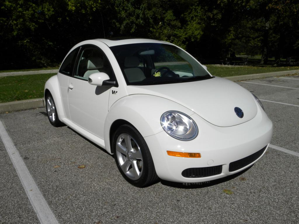 Rubber floor mats vw new beetle - For Sale 2008 Triple White 15 899 20 Xxx Miles Newbeetle Org Forums