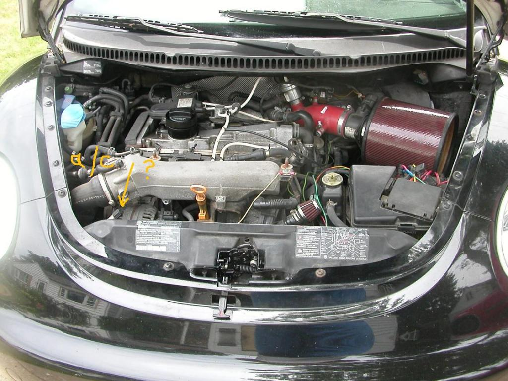 2001 Vw Beetle Engine Diagram Just Another Wiring Blog Tdi A C Recharging Newbeetle Org Forums Rh Turbo Volkswagen
