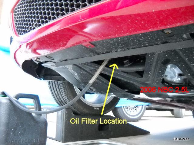 Diy Oil Change For 25l Newbeetleorg Forumsrhnewbeetleorg: 2006 Vw Jetta 2 5 Oil Filter Location At Gmaili.net