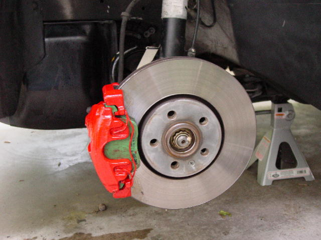 """How To"" Replace your Pads and Rotors (Front and Rear)-front-pad-set-up-complete.jpg"