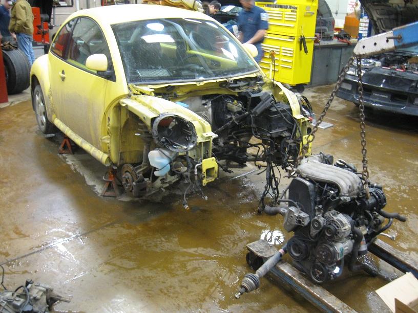 Vw New Beetle Engine Swap ✓ Volkswagen Car