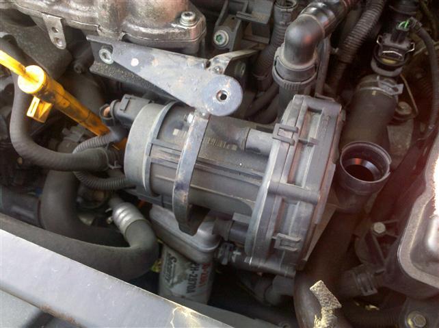Air Pump Replacement