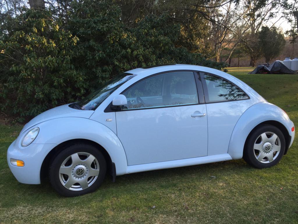 2000 vapor blue new beetle for sale forums. Black Bedroom Furniture Sets. Home Design Ideas