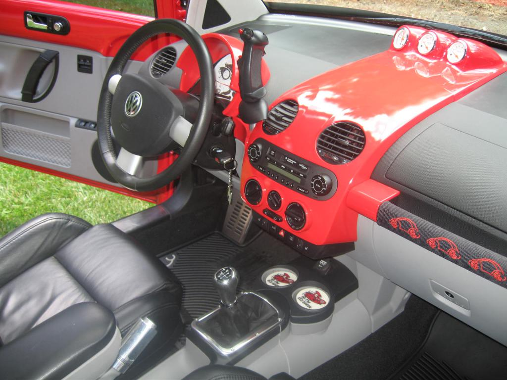 Rubber floor mats vw new beetle - Attached Images Files