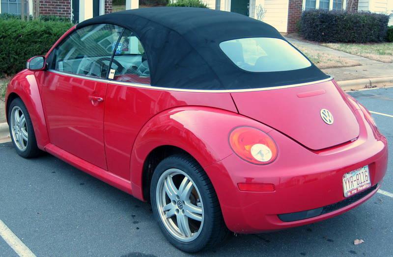 Volkswagen New Beetle ...