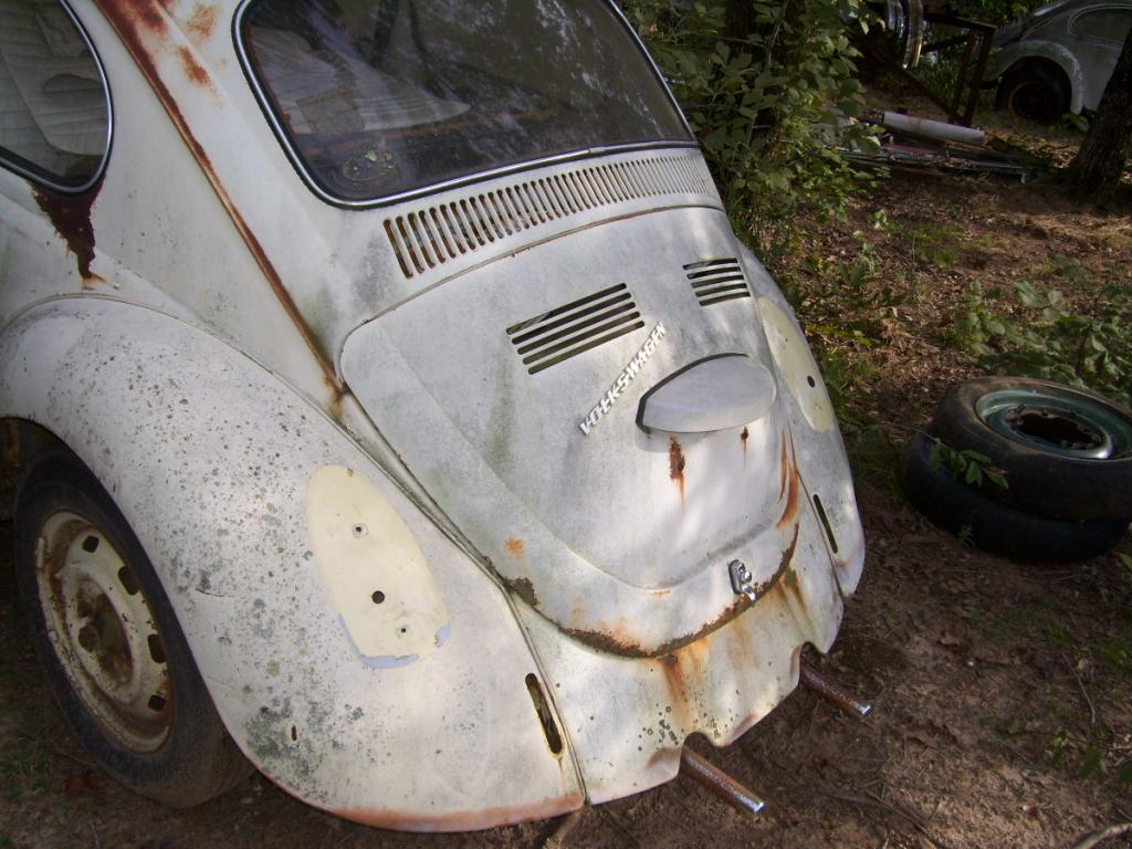 bugger's 1970 cal-look bug