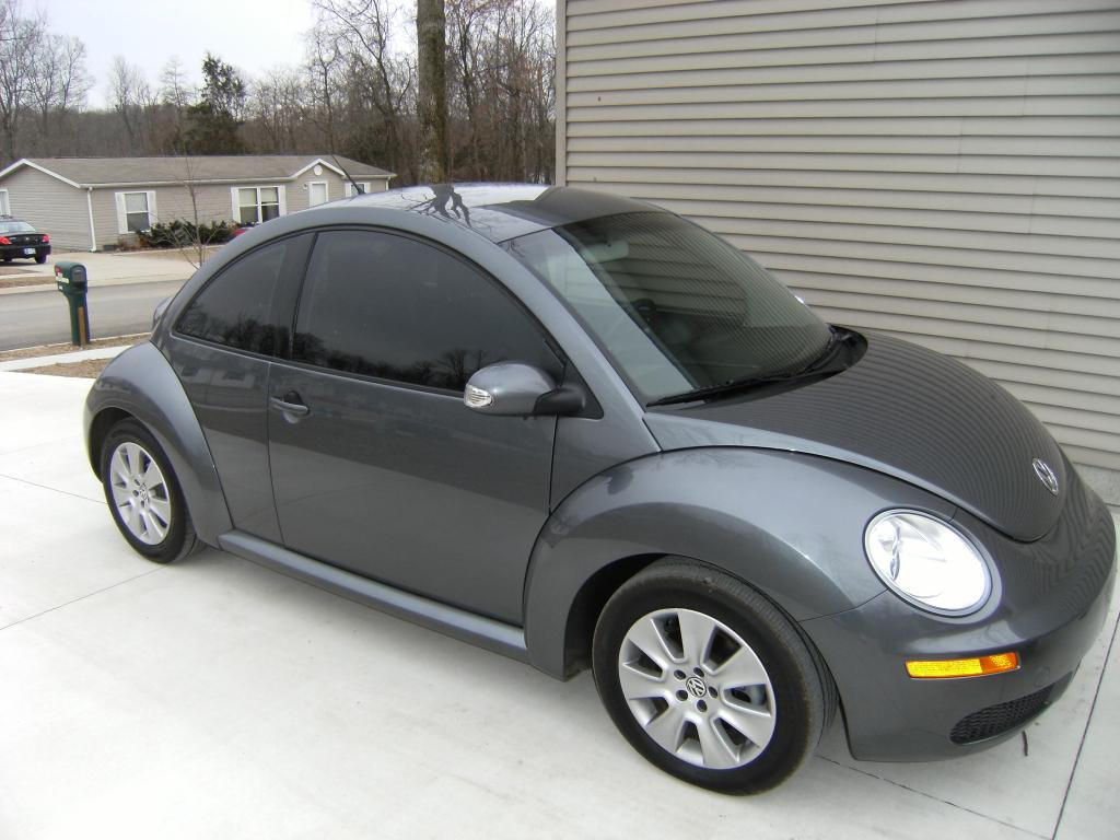 My 3999 Beetle And New 2008