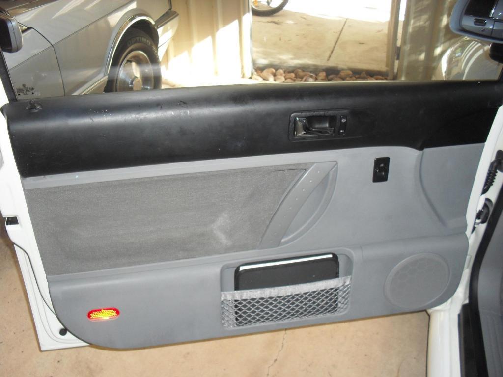 Instructions on removing door panels (1999 new beetle) - NewBeetle ...