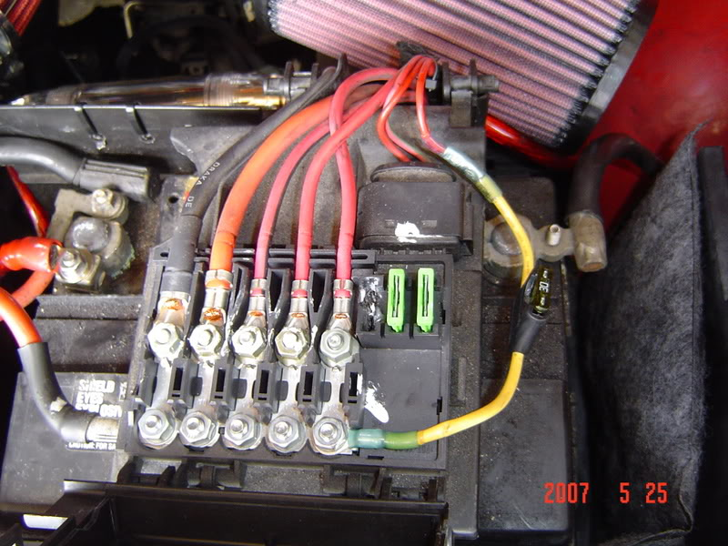 Fan Fuse modification, Problem? | NewBeetle.org Forums Vw Polo Battery Fuse Box Cover on vw polo tie rod, vw touareg fuse box, vw jetta fuse box diagram, vw passat fuse box, vw tiguan fuse box, vw golf fuse box, vw rabbit fuse box, vw polo steering column, vw polo tail light, vw eos fuse box, vw polo engine, vw beetle fuse box diagram, vw polo horn, vw bus fuse box,