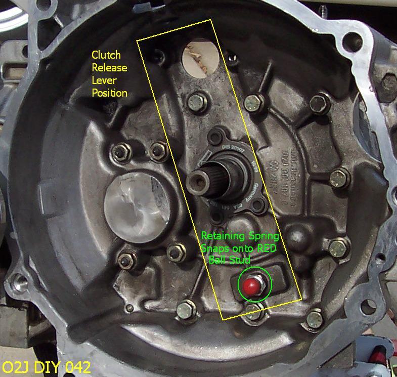 o2j transmission drain plug