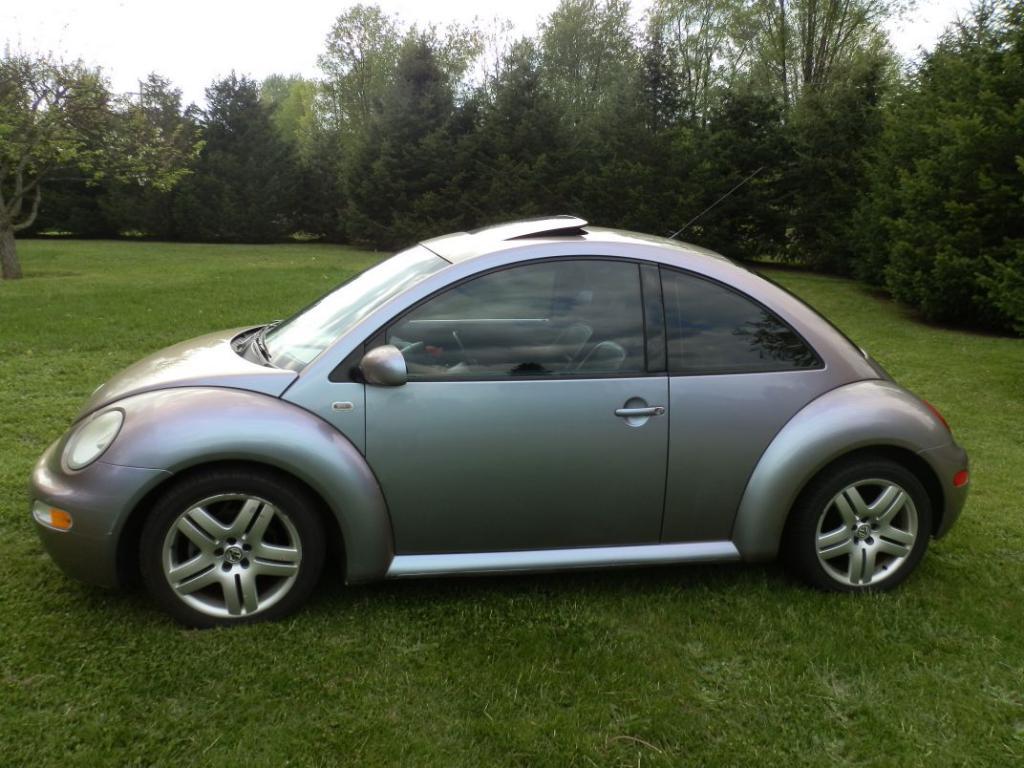 VW 2003 vw bug : For Sale: 2003 Cyan/Purple Chromaflair Beetle GLX Turbo ...
