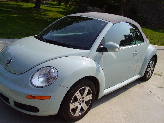 baby blue volkswagen beetle convertible for sale. 2006 New Beetle Convertible
