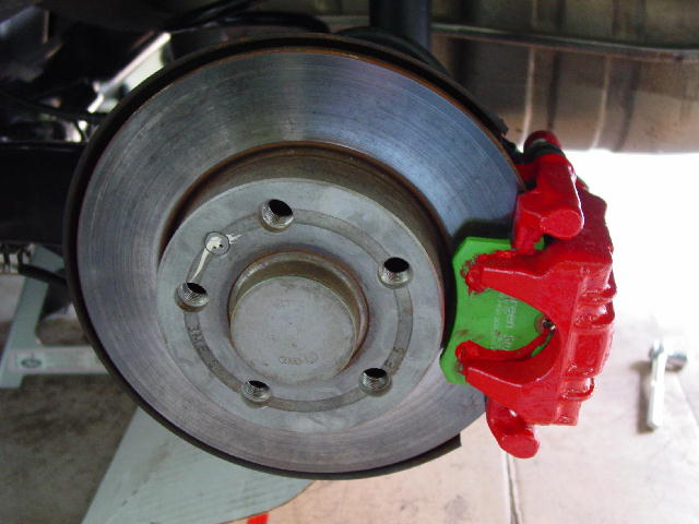 """How To"" Replace your Pads and Rotors (Front and Rear)-rear-pad-set-up-complete.jpg"