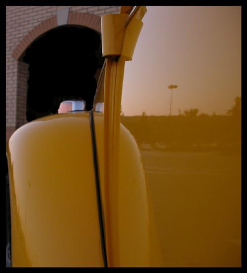 """Oscar"" my yellow 1970 bug.-side-shot.jpg"