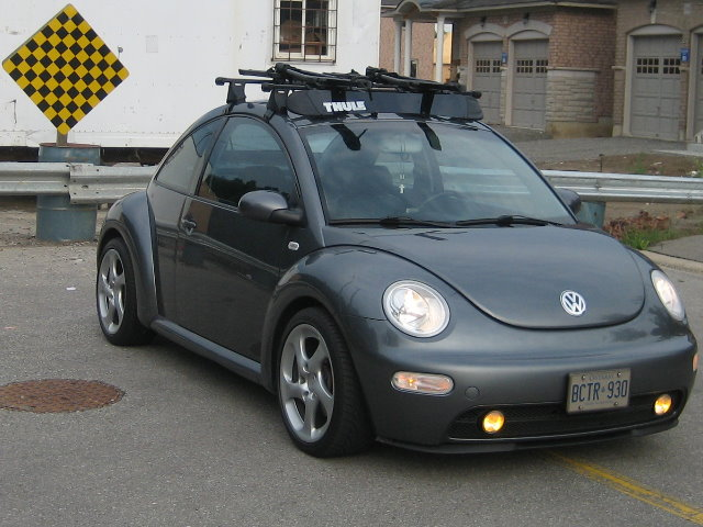 Roof Rack Systems Newbeetle Org Forums