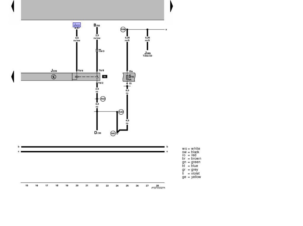 TCM wiring diagram needed P0768 - help - NewBeetle.org Forums on