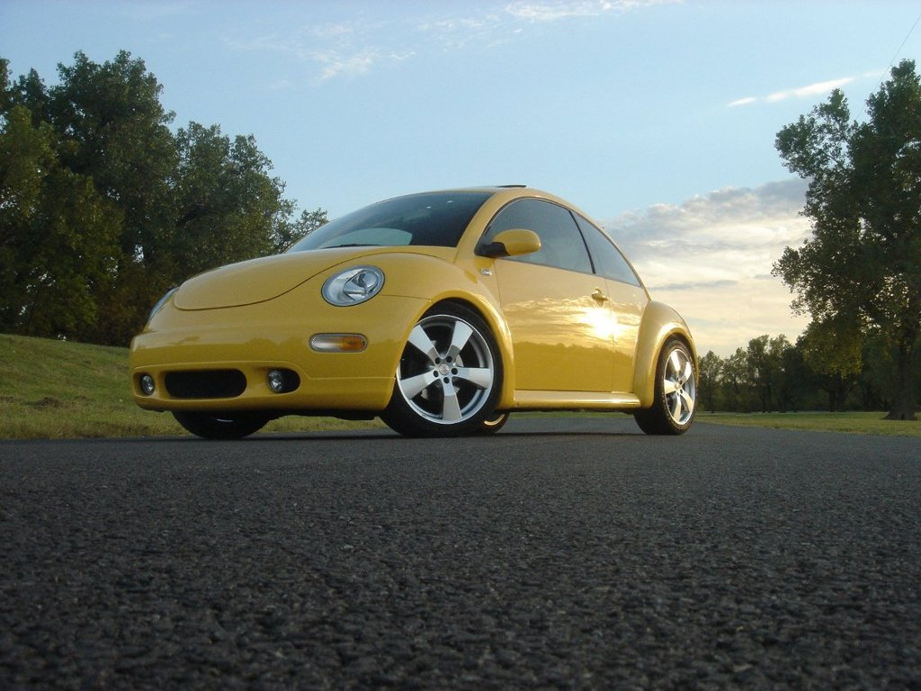Yellow Bug Owners Unite..