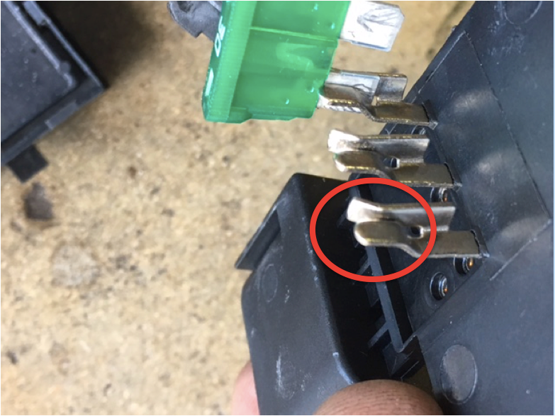 Melted Fusebox Findings and Fix | NewBeetle org Forums