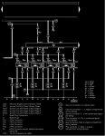 VCDS 17925 P1517 fault code ECU Relay J271 - 1 8T Cranks