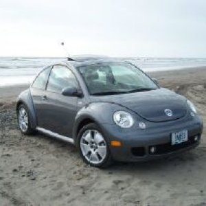 My 2002 Turbo S, shortly after we got her. Long Beach, WA.